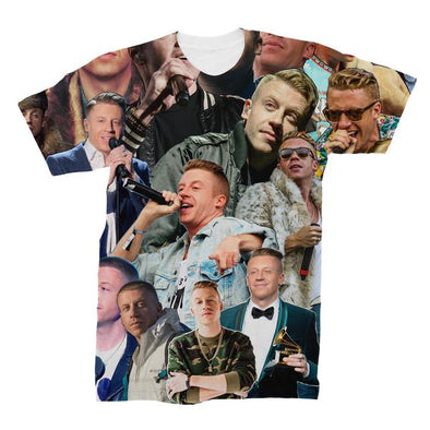 Macklemore Photo Collage T-Shirt