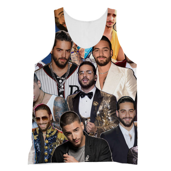 Maluma tank top