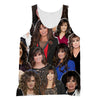 Marie Osmond tank top