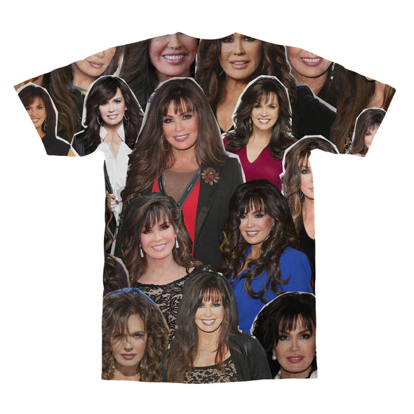 Marie Osmond tshirt back