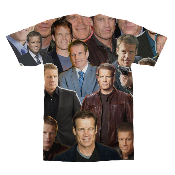 Mark Valley tshirt back
