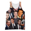 Mark Zuckerberg tank top