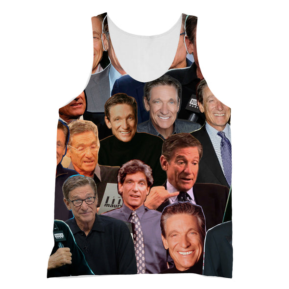 Maury Povich tank top