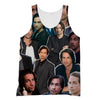 Michael Easton tank top