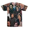 Michael Easton tshirt back