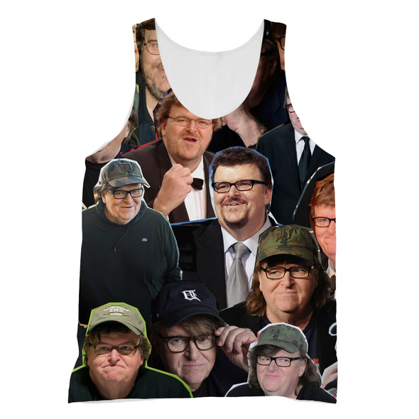 Michael Moore tank top