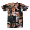 Michael Moore tshirt back