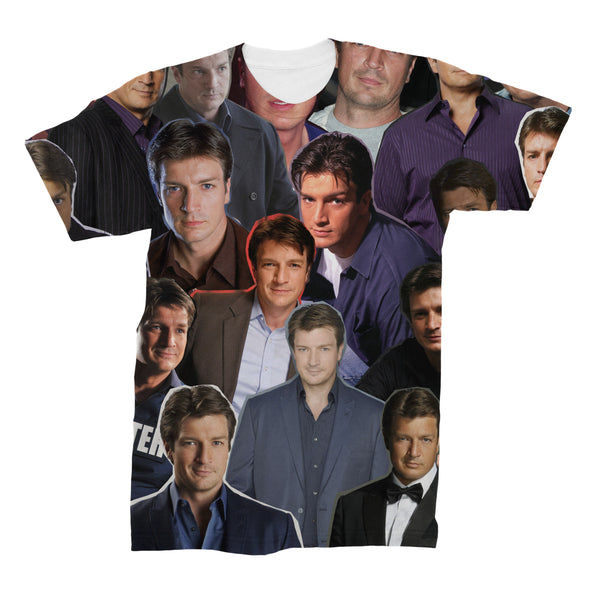 Nathan Fillion tshirt