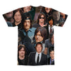 Norman Reedus tshirt back