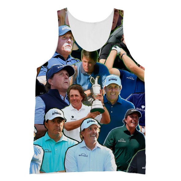 Phil Mickelson tank top