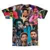 PnB Rock tshirt back