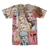 Poppy tshirt back