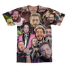 Post Malone tshirt back