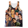 Rob Lowe tank top