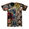 Rob Zombie tshirt back