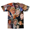 Robert Redford tshirt back