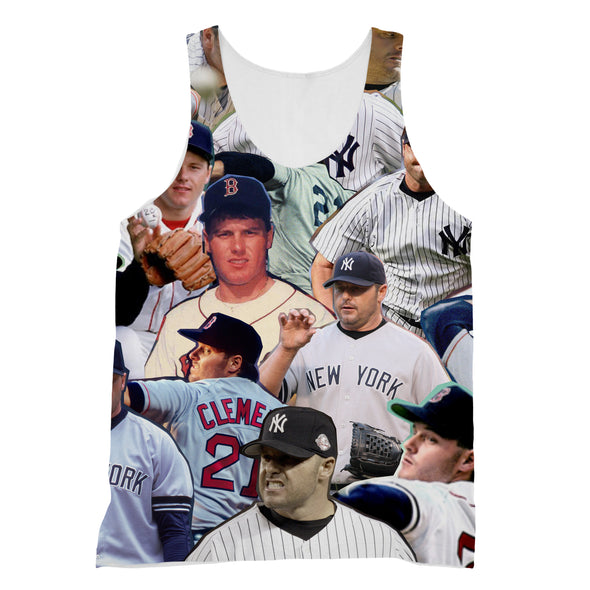 Roger Clemens tank top