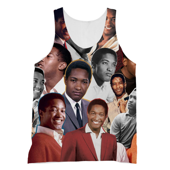 Sam Cooke tank top