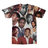 Sam Cooke tshirt back