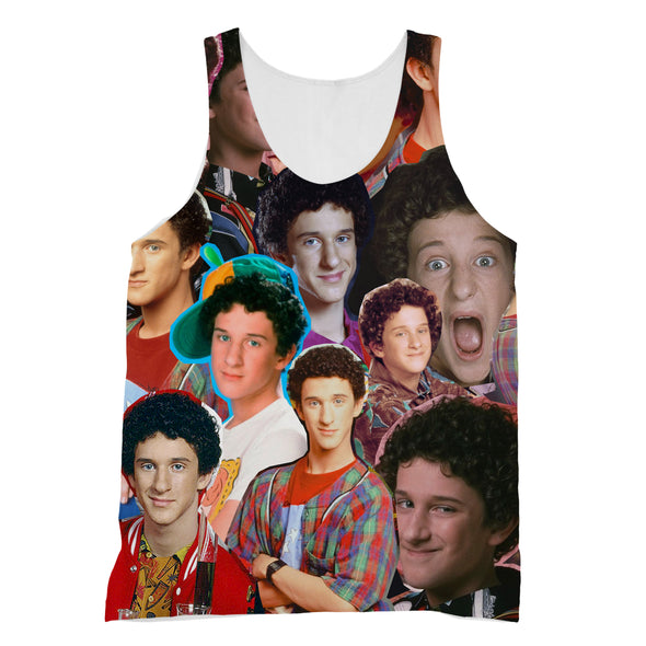 Screech Saved By The Bell tank top