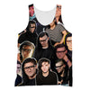 Skrillex tank top