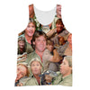Steve Irwin (The Crocodile Hunter) tank top