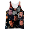 Steven Seagal tank top