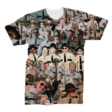 Super Troopers tshirt