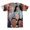 Ted Knight tshirt back