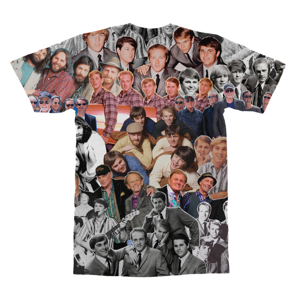 The Beach Boys tshirt back
