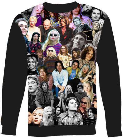 The Smashing Pumpkins sweatshirt