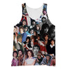 The Who tank top