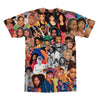 TLC tshirt back