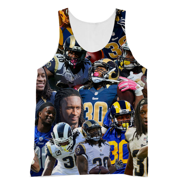 Todd Gurley tank top