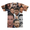 Tom Hardy tshirt back