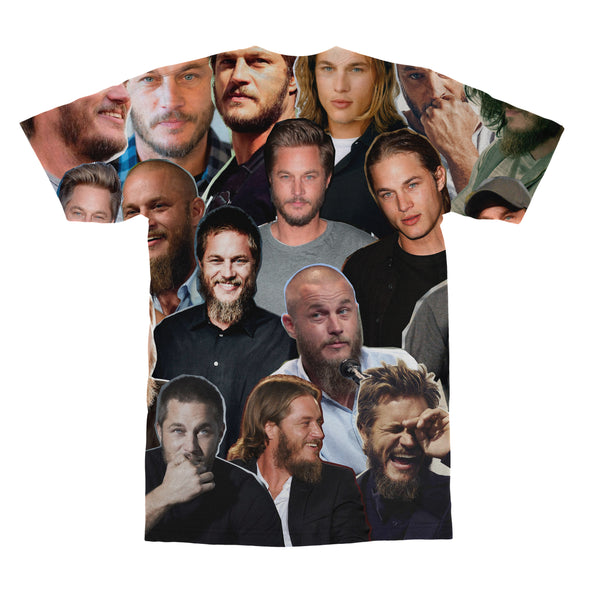 Travis Fimmel tshirt back