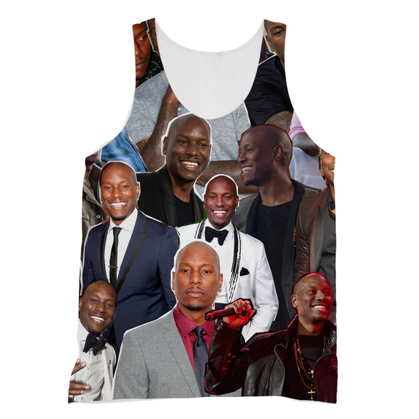 Tyrese Gibson tank top