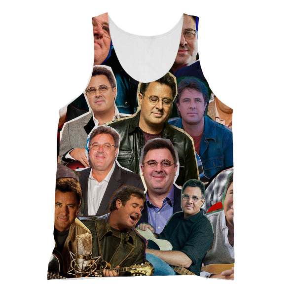 Vince Gill tank top
