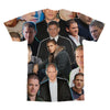 Wentworth Miller tshirt back