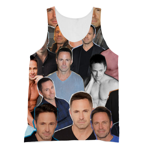 William Devry tank top
