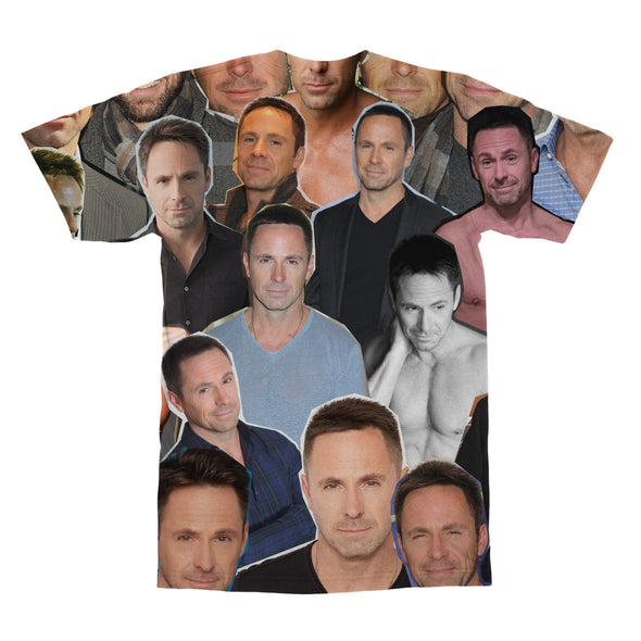 William Devry tshirt back