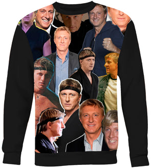 William Zabka sweatshirt