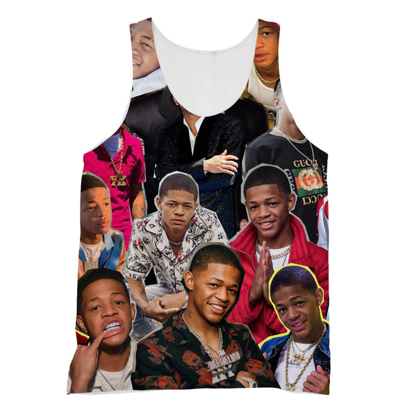 YK Osiris tank top