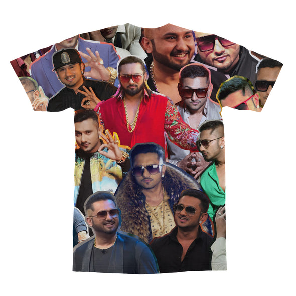 Yo Yo Honey Singh tshirt back