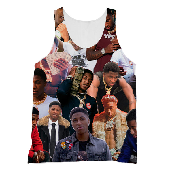 YoungBoy Never Broke Again tank top