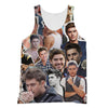Zac Efron Tank Top