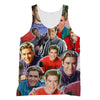 Zack Morris Saved By The Bell tank top