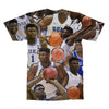 Zion Williamson tshirt back