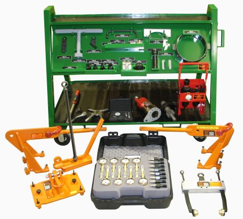 T85901 GEVO Tool Cart Complete With Tools
