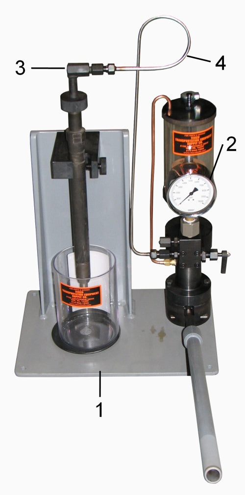 T11493 Fuel Nozzle Test Stand for GE FDL Engines